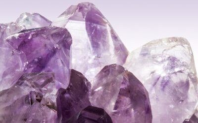 November Newsletter 2017 & Amethyst Crystals