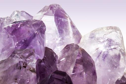 November Newsletter 2017 & Amethyst Crystals